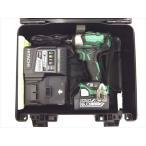 日立工機 18V 充電式インパクトレンチ WR18DBDL2 (LYPK) 【6.0Ah電池1個仕様】