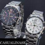 腕時計 メンズ クロノグラフ テクノス 新作 メンズウォッチ ウォッチ メンズファッション 通販