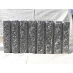 国分 化粧ブロック リブスプリット 両面 基本横筋兼用 グレー
