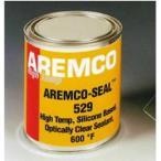 アレムコシール AS-529-1q  529 シリコーン系耐熱シール剤  アレムコ社 1クォート(約1L)  オーデツク