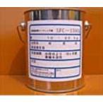 超高温耐熱コーティング剤  SFC-1200Q-1    1kg 耐熱1,200℃  焼却炉の延命に使われています。エココスモ