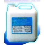 SHB-04  モリスワックス5000FS 4L スーパー撥水・防汚剤  新技術荷電化コーティング剤  リスロン