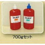ユメボンド 700g  1組 ポリ容器 アクリル系接着剤(非混合2液型)金属、プラスチック、木材など   シールエンド シールエンド