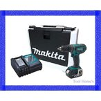 マキタ 18V 充電式 振動ドライバードリル 4点セット /コードレス/電動ドリル/震動/インパクト/DC18RC/BL1830/LCT200XR