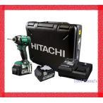 日立工機 18V インパクトドライバー WH18DDL2(2LYPK)【6.0Ah電池付 フルセット】コードレス