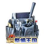 DBLTACT 本革釘袋 ブラック DTL-99-BK