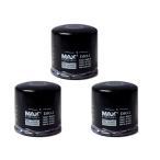 オイルフィルターエレメント DSO-1 スズキ ダイハツ トヨタ ホンダ 国際品質管理規格取得認定品 3個セット