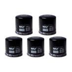オイルフィルターエレメント DSO-1 スズキ ダイハツ トヨタ ホンダ 国際品質管理規格取得認定品 5個セット