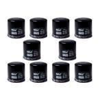 オイルフィルターエレメント DSO-1 スズキ ダイハツ トヨタ ホンダ 国際品質管理規格取得認定品 10個セット