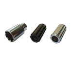 ホイールナット 国産品 ロング ロックナットセット スチール クロモリ製 貫通 17HEX 48mm 4個セット
