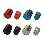 カラーホイールナット 国産品 ショート ロックナットセット アルミ製 袋 19HEX 31mm