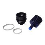 ドライブシャフトブーツ & 専用グリス & ブーツバンド2種 3点セット 軽自動車用 オリジナルCVキット