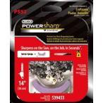 オレゴン パワーシャープチェーン砥石付き 14インチ スチール用 PS50