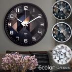 壁掛け時計 掛け時計 おしゃれ ウォールクロック クロック 壁掛け時計 インテリア 時計 壁掛け モダン 北欧 新築祝い  ギフト 電池 静音 30/35cm 6color