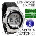 ◆ついで買いセール◆ 生活防水 スポーツウォッチ デジタル腕時…