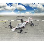 京商 1/18 DRONE RACER G-ZERO ダイナミックホワイト レディセット 20571W