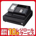 レジスター カシオ SE-S30-BK ブラックカシオ ロール紙10巻付