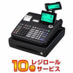 レジスター カシオ TE-2700-20SBK ブラック ロール紙10巻付