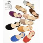 レディース スエードサンダル ミボ (mibo) Abarca Sandal  靴 340