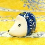 スペイン食器 SP-004AZ 陶器製 はりねずみ爪楊枝立て/Azul(ブルー) コルドバ/COLDOBA