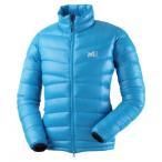 ミレー MILLET ダウン イムジャジャケット METHYL BLUE ユーロLサイズ(日本XL)MIV0692-5439