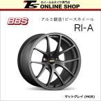 BBS RI-A 8.5J-18インチ (43) 5H/PCD100 MGR ホイール1本 BBS正規取扱店 RI-A001