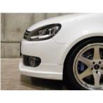VW GOLF VI VARIANT ABFLUG STOLZ フロントハーフスポイラー