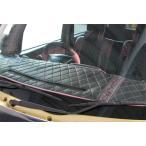 ショッピングステップワゴン ステップワゴン RF1/RF2 レースダッシュマット 前期(H8.5-H11.4) エアバック:無用 カラー:レースピンクxブラック