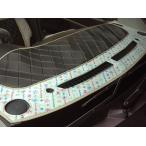 ショッピングステップワゴン ステップワゴン RG1-4 (H17.5-H21.9) モノグラムマルチカラーダッシュマット カラー:ブラック