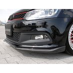 GARBINO VW POLO 6RC GTI フロントリップスポイラー FRP製
