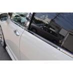 ショッピングステップワゴン ステップワゴン RG1-4 ステンレスドアモール 6ピース 鏡面