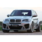 BMW X5 TYPHOON カーボンボンネット