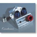 K500 オイルフィルターマウントブラケットキット (油温・油圧取り出し付) 油温計アダプターサイズ:M16×1.5P
