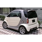SMART FORTWO COUPE 450 リアウイング
