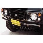 PENNYLANE ジムニー JA12/22 RS ストレートバンパー II スチール製ブラック