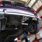 ミラジーノ L700S NA rosso modello INFINITYマフラー