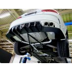 AUDI A5 クーペ/カブリオレ PREMIUM01S 両側4本出しマフラー V6 3.2L車用
