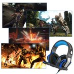 ゲーミングヘッドセット Beexcellent ヘッドホン PS4 FPS Xbox One pc スマホ タブレット対応 360度調整可能マイク ヘッドアーム