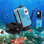 スポーツ防水DV アクションカメラ 防水 30M 130万画素 1080P 170度広角レンズ  送料無料