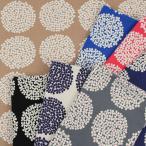 生地 布 あじさい 花柄 う早こ うさこ キャンバス プリント生地 コットンこばやし 綿100%  約110cm幅 UP5553 クリックポスト2m対応
