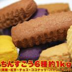 クーポン 訳あり わけあり お菓子 ちんすこう 送料無料 6種 どっさり1kg 沖縄 お土産