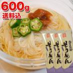 ポイント消化 送料無料 メール便 北海道地粉 そうめん 素麺 600g