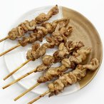 鳥皮ぐるぐる巻串 14g×50本 オーブンなどで焼くだけの簡単調理 バーベキュー BBQに最適