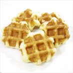 ベルギーワッフル S 焼成品 18g×10ヶ 朝食