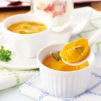 かぼちゃプリンの素 200g×2パック 混ぜて冷すだけの簡単調理 かぼちゃをまるごと味わえる簡単 野菜スイーツの素