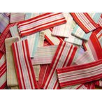正絹伊達締め おまかせ 着物 長襦袢 和装 絹 和装小物