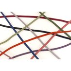 正絹 三分紐 帯締め 絹 帯〆 Mサイズ 110cm 女性用 着物 浴衣 カラー レディース 帯締め、帯揚げ 帯締め