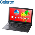 ��� �Ρ��ȥѥ����� ���� dynabook AZ15/GB(PAZ15GB-SNB) Windows 10/Office�ʤ�/15.6�� HD/Celeron 3865U/DVD/HDD500GB/��ǥ����쥯��