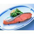 冷凍食品 焼鮭代用品 焼トラウト(サケ科魚) トラウト塩焼き骨なし50g×10枚