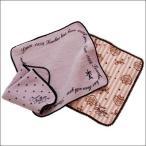 手帕, 手巾 - タオルハンカチ ベロア調 3枚セット
